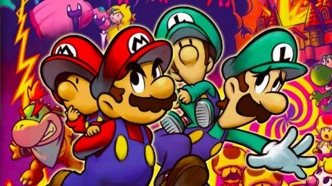 Top 10 Mario Bros. Role-Playing Games