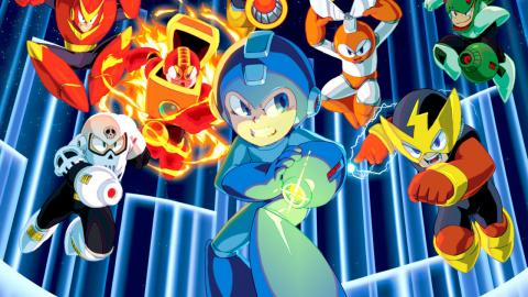 Top 10 Mega Man Games