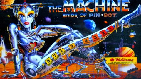 Top 10 Pinball Machines
