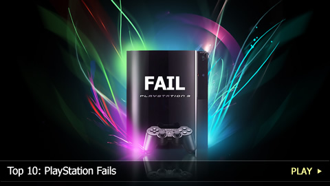 Top 10: PlayStation Fails