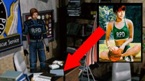 Top 10 Resident Evil Easter Eggs!