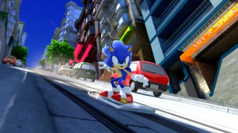 Top 10 Sonic the Hedgehog Stages