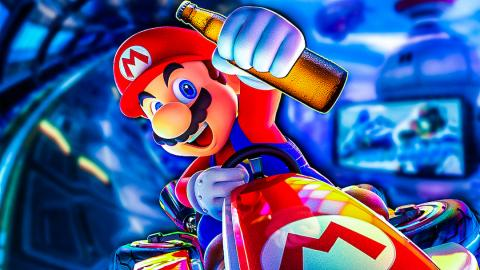 Top 10 Video Games You Should Play While Drunk