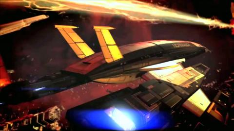 Top 10 Video Game Spaceships