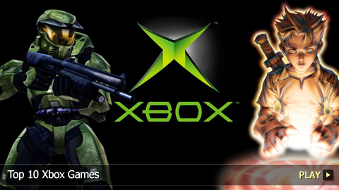 Top 10 Xbox Games