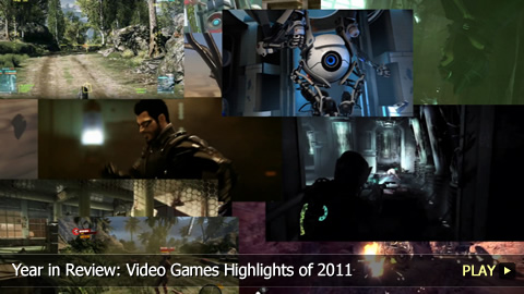 Year in Review: Video Games Highlights of 2011