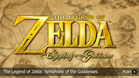 The Legend of Zelda: Symphony of the Goddesses - Tour Info, Demo