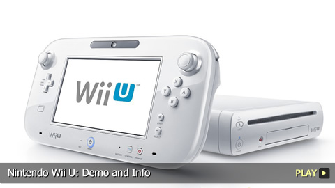 Nintendo Wii U: Demo and Info