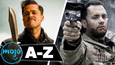 The Best War Movies of All Time from A to Z