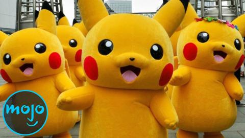Top 10 Amazing Facts About Pikachu