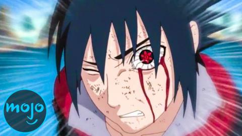 Top 10 Greatest Victories of Sasuke Uchiha (Naruto)