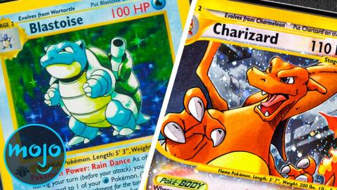 Top 10 Most Expensive Pokémon Cards