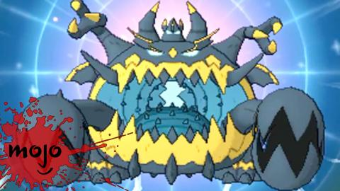 Top 10 Nightmare Fuel Pokémon
