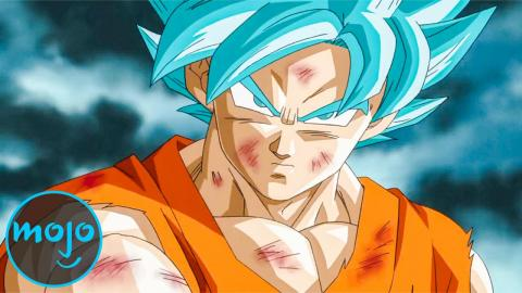 Top 10 Super Saiyan Forms In Dragon Ball