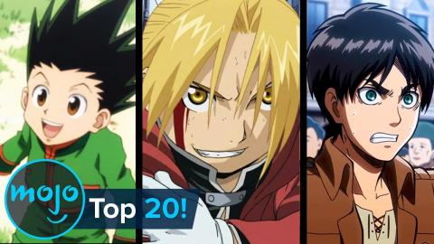 Top 20 Anime Of The Century (So Far)