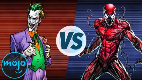 Joker VS Carnage
