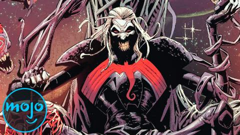 Supervillain Origins: Knull, God of the Symbiotes