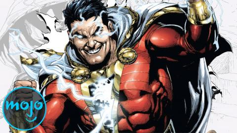 Top 10 Comic Characters With The Weirdest Powers