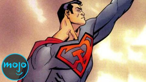Top 10 DC Stories That NEED To Be Adapted Into Animated Movies