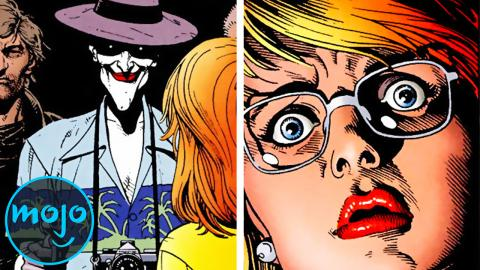 Top 10 Most Disturbing Moments In DC Comics