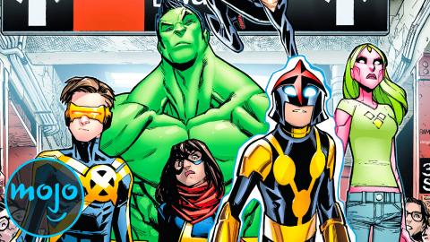 Top 10 Superhero Teams You've Never Heard Of