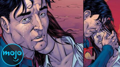 Top 10 Worst Things That Have Ever Happened To Superman