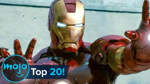 Top 20 Greatest Iron Man Armors