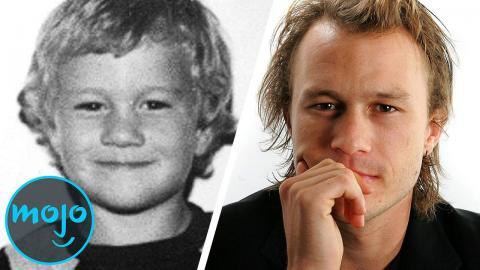 The Tragic Life of Heath Ledger