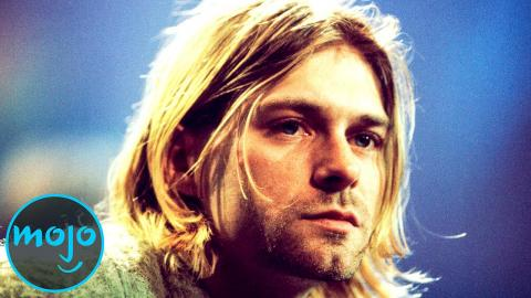 The Tragic Life of Kurt Cobain
