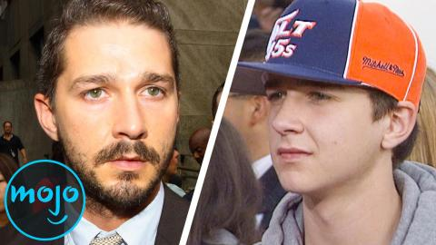 The Tragic Life of Shia LaBeouf