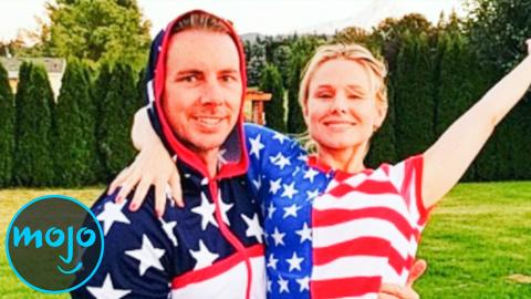 Top 10 Stars Who Go All Out for the 4th of July