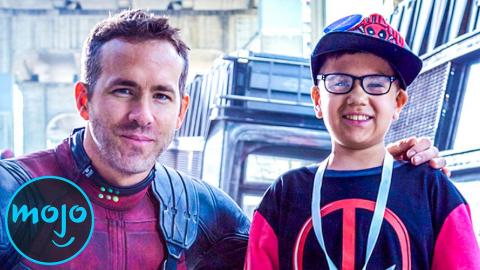 Top 10 Times Ryan Reynolds Was Awesome