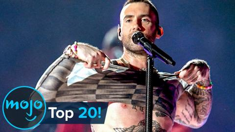 Top 20 Musicians Who Destroyed Their Careers on Stage