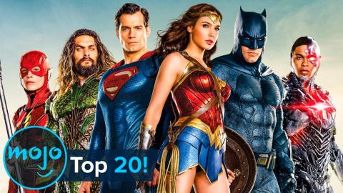 Top 20 Greatest Superhero Teams of All Time