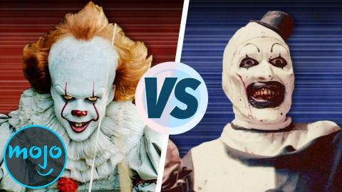 Pennywise vs Art the Clown