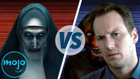 The Conjuring VS Insidious