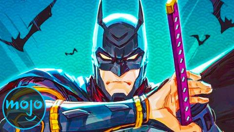 Top 10 Best Animated Batman Movies