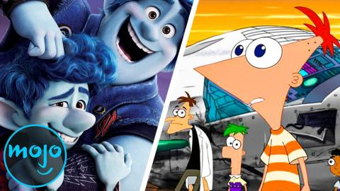 Top 10 Best Animated Movies of 2020