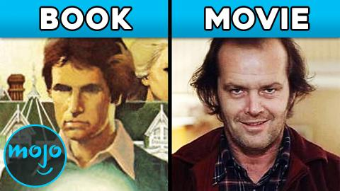 Top 10 Differences Between The Shining Book and Movie