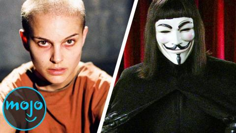 Top 10 Disturbing V for Vendetta Moments
