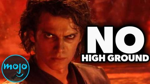 Top 10 Dumbest Decisions by Star Wars Characters