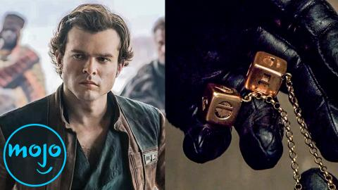 Top 10 Easter Eggs You Missed In Solo A Star Wars Story