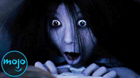 Top 10 Best Jump Scares From The Grudge