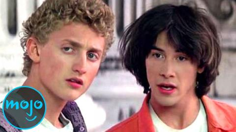 Top 10 Best Bill and Ted Movie Moments