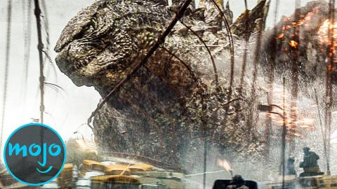Top 10 Most Destructive Godzilla Rampages
