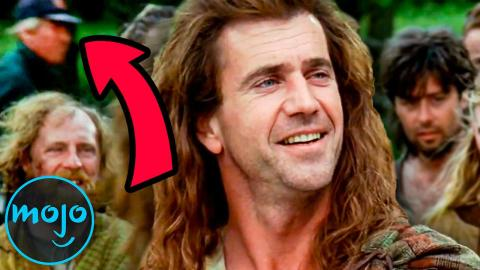 Top 10 Movie Scenes Where You Can Spot The Crew