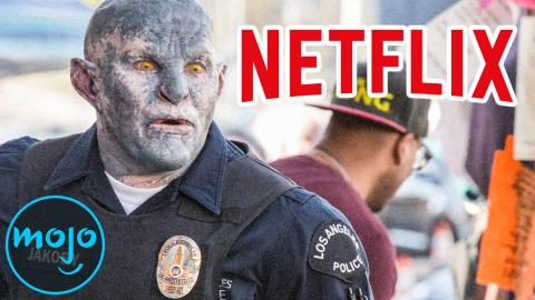 Top 10 Netflix Original Movies That Critics HATED