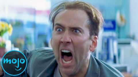 Top 10 Nic Cage Freakouts