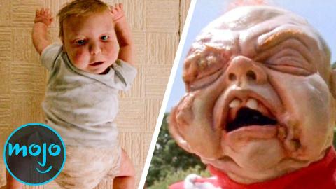 Top 10 Scariest Babies in Movies