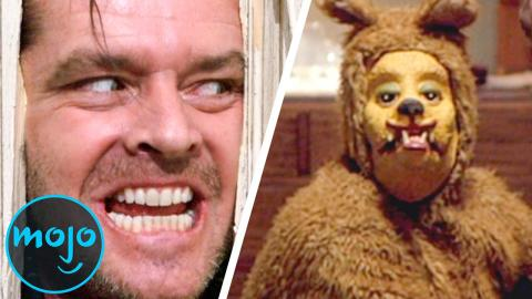 Top 10 Scariest Moments from The Shining